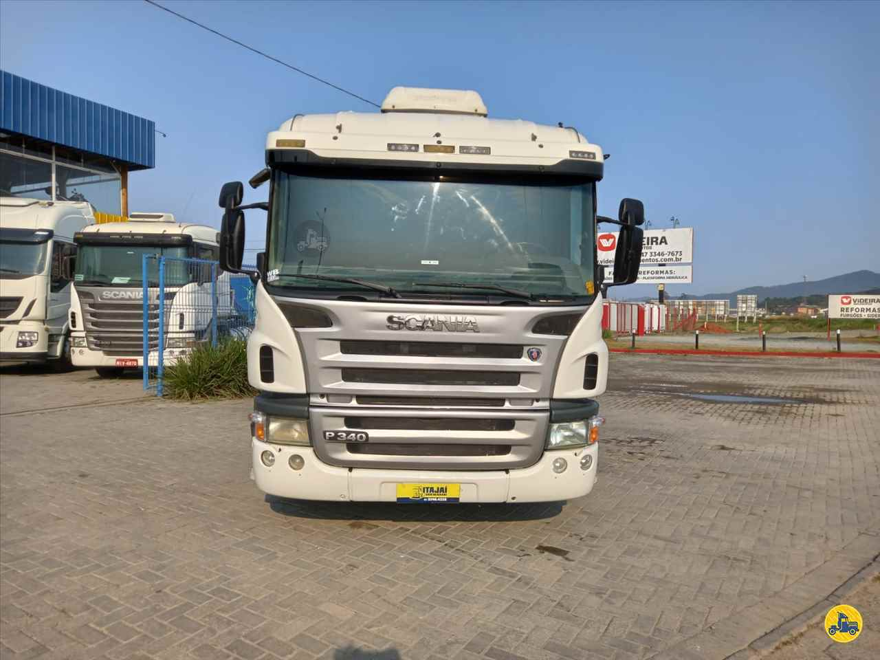 CAMINHAO SCANIA SCANIA P340 Chassis Toco 4x2 Itajai Caminhões NAVEGANTES SANTA CATARINA SC